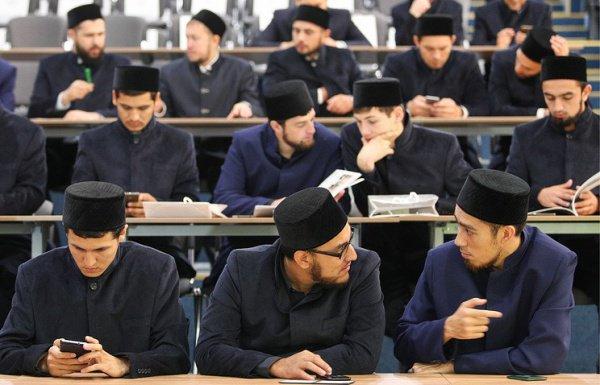 В Болгарской исламской академии учатся 68 студентов.