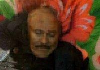 Опубликовано видео с убитым экс-президентом Йемена (Видео)