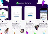 Мессенджер для детей выпустила Facebook