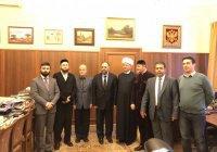 """Министр по делам религии Сирии: """"Мы любим татар"""""""
