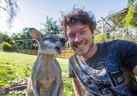 Instagram запретила селфи с животными