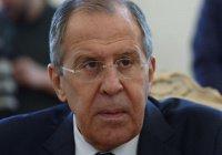 Лавров: Россия заинтересована в недопущении межрелигиозного раскола в Сирии