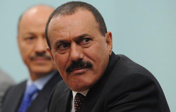 Экс-президента Йемена похоронили вприсутствии 5-ти родственников