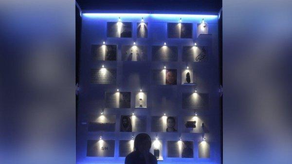 """""""Музей мучеников"""" открылся в германской столице."""