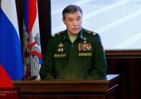 Генштаб РФ: в Сирии не осталось участка, который бы контролировало ИГИЛ
