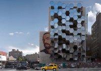 В Нью-Йорке бездомных поселят в «ульях» (ФОТО)