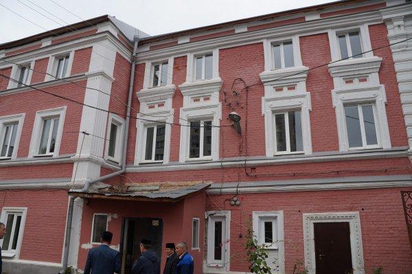 Здание бывшего медресе вернулось в собственность ДУМ РТ в ноябре этого года.
