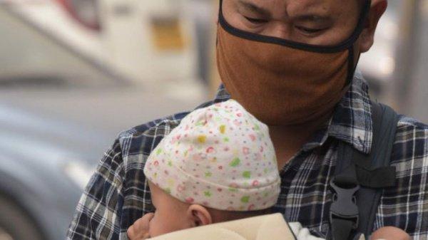 Загрязненный воздух вредит мозгу малышей  — ЮНИСЕФ