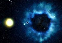 Обнаружена самая древняя сверхмассивная черная дыра