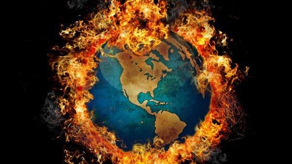 Вероятно, что рост температуры Земли на 4 градуса можно будет почувствовать уже в ближайшие десятилетия
