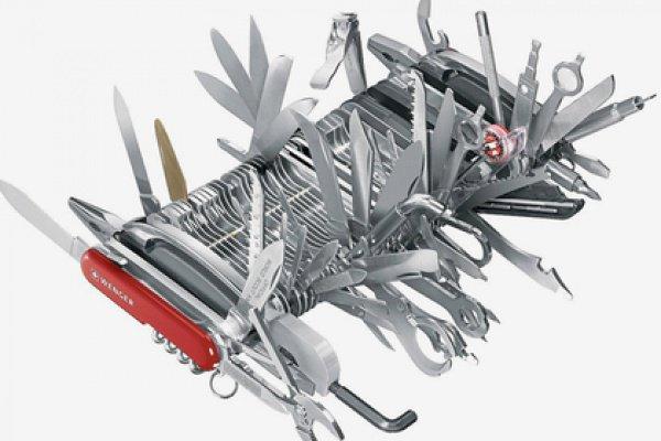 В комментариях к товару пользователи начали писать шутки, связанные с многофункциональностью ножа