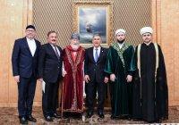 Президент РТ провел совещание, посвященное Болгарской исламской академии