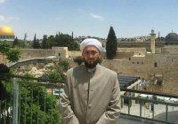 Муфтий РТ сделал заявление по ситуации с Иерусалимом