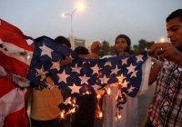 После решения США по Иерусалиму на Ближнем Востоке вспыхнули протесты