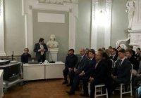 Сирийский министр рассказал в Петербурге об «истинном исламе»