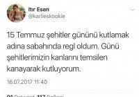 Турецкой королеве красоты грозит тюрьма за твит о попытке госпереворота