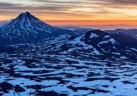 Лавинная опасность объявлена на Камчатке