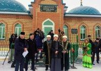 В Арске открыли мечеть, музей и родник Марджани (Фото)