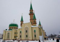 В Зеленодольске открылась Соборная мечеть (ФОТО)