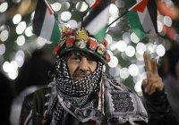 В Берлине многотысячная толпа жгла флаги Израиля