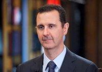 Башар Асад поблагодарил Россию за победу над террористами