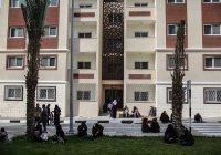 Турция построила для палестинцев 320 квартир