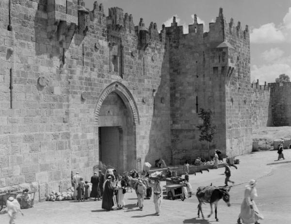 20 невероятных фотографий Иерусалима 30-х годов