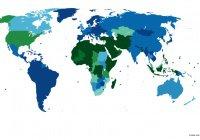 Разработана глобальная карта популярности мужского обрезания