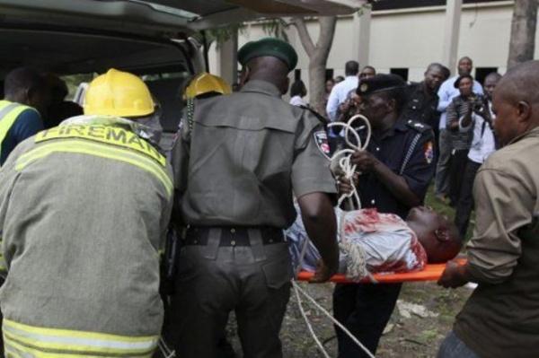 Смертник подорвал себя утром в мечети в городе Керава