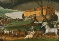 Как все животные поместились в ковчеге Нуха (а.с.)?