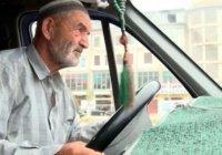 Пожилой водитель маршрутки из Дагестана бесплатно поедет в хадж