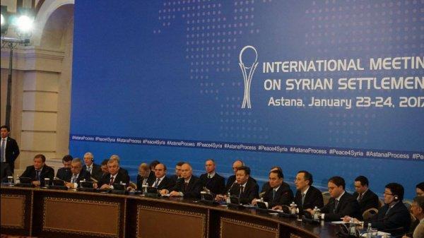В рамках встречи будет принято совместное заявление по гуманитарному разминированию Сирии