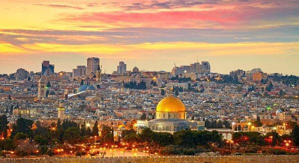 «Защитим Иерусалим, который является святым местом для 3-х авраамических религий!» - призвал министр