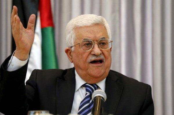 Аббас объявил, что весь мир выступил против решения США поИерусалиму