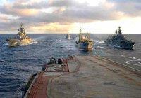 Российская военно-морская база появится в Сирии