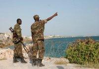 В Сомали смертник подорвался в учебном лагере полиции