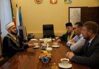 Муфтий РТ оценил перспективы халяльного туризма в Камском Устье