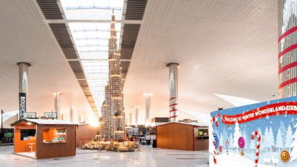Над созданием мегапряника высотой 14 м в течение 432 часов трудилась команда профессиональных кулинаров и инженеров