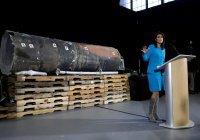 В США показали ракету, запущенную по Эр-Рияду