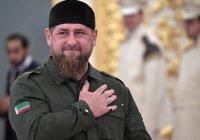 Кадыров рассказал Путину о развитии Чечни в 2017 году