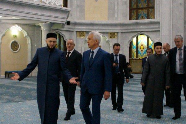 Мусульманское культовое сооружение стоит на страже баланса конфессий и культур на территории Казанского Кремля