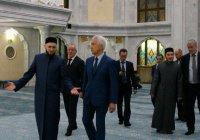 Муфтий Татарстана встретился с Владимиром Васильевым