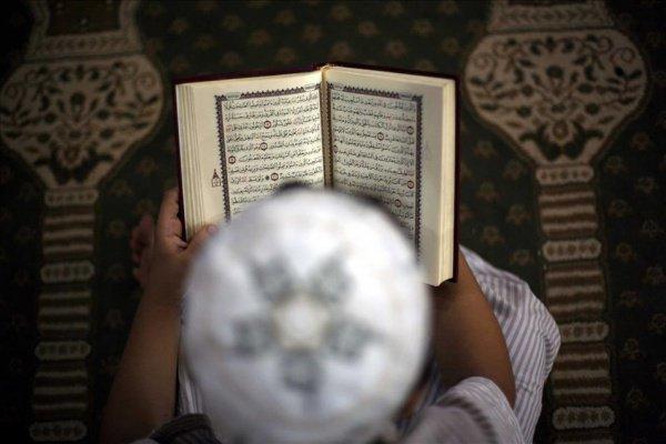 В конце концов он научился выучивать по 17 страниц Корана в день