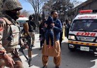 Боевики ИГИЛ взорвали церковь в Пакистане