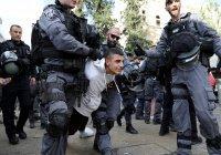 Красный Полумесяц назвал количество жертв столкновений в Палестине