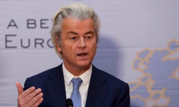 Герт Вилдерс предлагает строить стены для недопуска беженцев в европейские страны