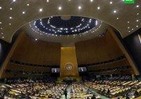 Палестина запросила спецсессию Генассамблеи ООН по Иерусалиму