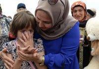 Кадыров нашел в Ираке группу детей из России