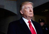 CNN заявил о рекордно низком рейтинге Трампа