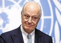 Спецпосланник ООН по Сирии назвал дату своего визита в Москву
